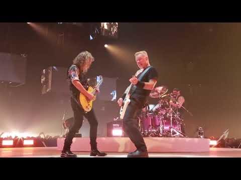 Metallica  Halo on Fire MetOnTour   Paris, France   2017