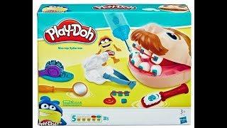 El Dentista Bromista Play Doh - Doctor Drill´n fill Play Doh - Set de Plastilina