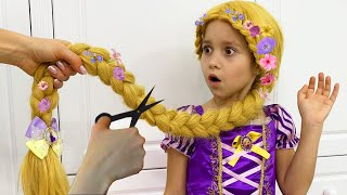 Sofia and funny videos about Princesses   Best stories for kids