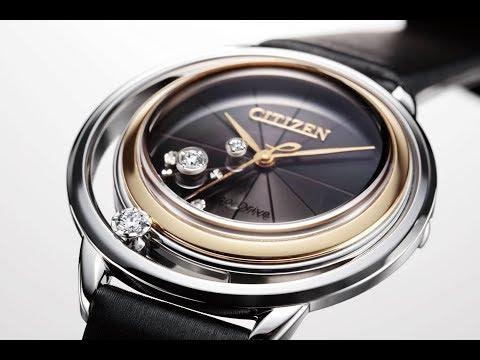 Citizen L EW5526-11E eco-drive woman watch Limited Edition