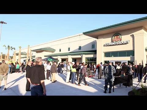 Jacksonville NAS Commissary - Grand Opening