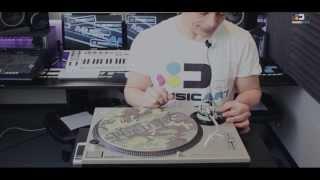 TUTO  Le rГ©glage des platines vinyle  By DJ MUS C ART