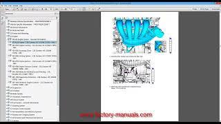 Ford Focus 2017 2018 factory repair manual
