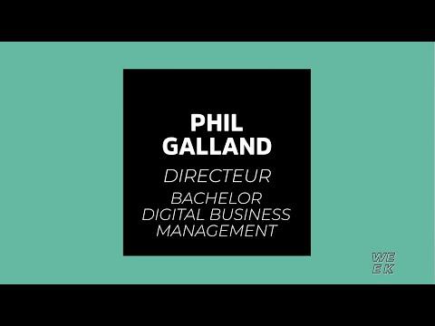 Bachelor in Digital Business Management   Presentation