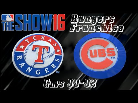mlb-16-the-show-texas-rangers-franchise---gms-90-92-vs-chicago-cubs