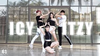 ITZY (있지) - ICY   DANCE COVER BY SIXTY ONE