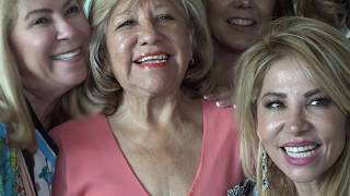 Como es un Video Evento | Lunch & Wine Tasting in Miami