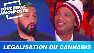 Legalisation du cannabis : Doc Gynéco provoque un fou rire sur le plateau !