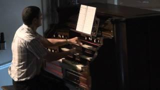Fayette Opera House - Mason & Hamlin Reed Organ