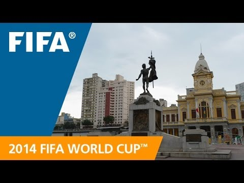 World Cup Host City: Belo Horizonte