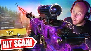 THIS BARREL TURNS YOUR LMG INTO HITSCAN! Ft. Nickmercs, Swagg & Cloakzy