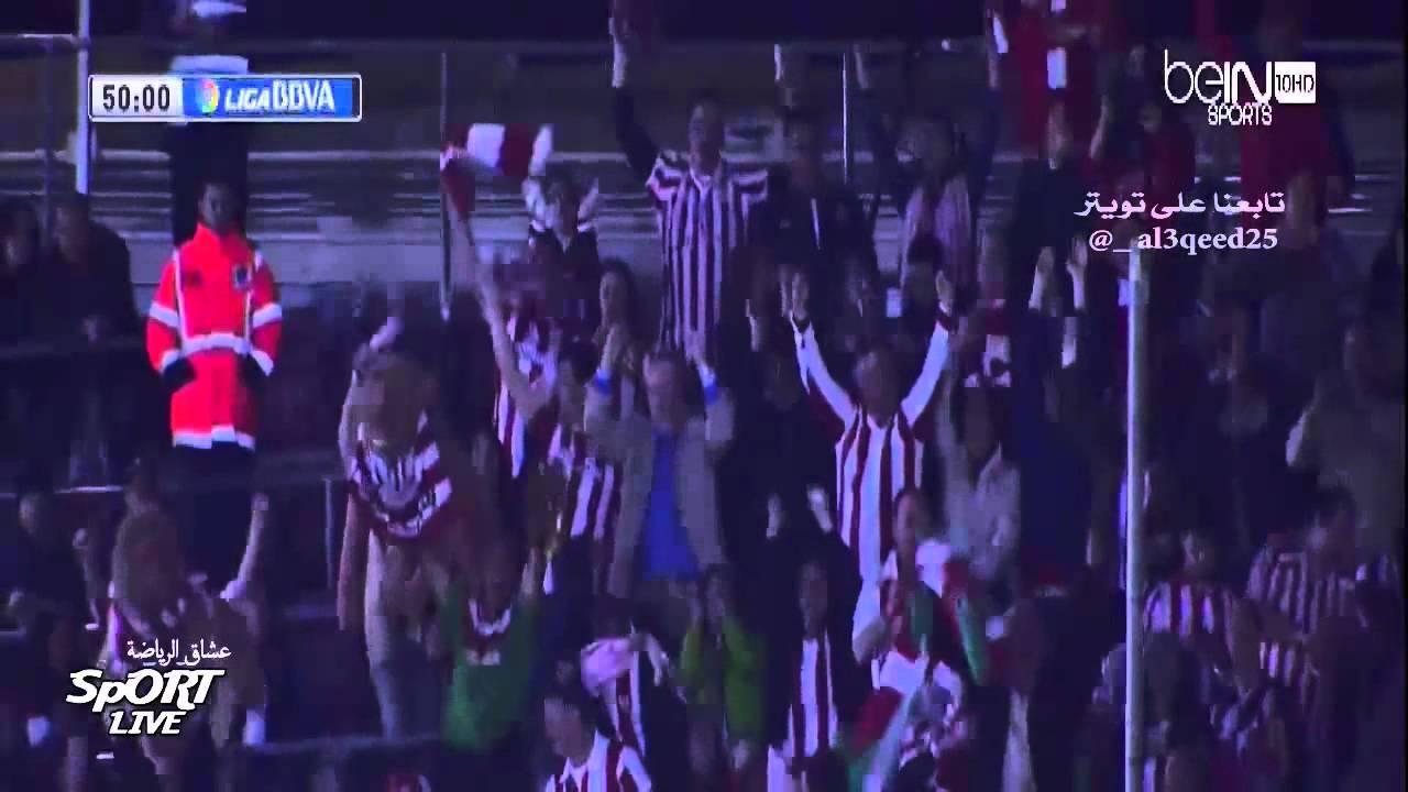 FC Barcelona vs Athletic Bilbao 2-1 - YouTube