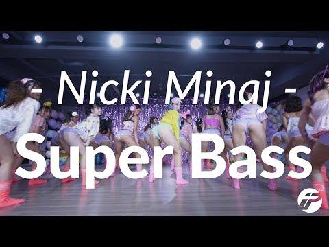 Nicki Minaj - Super Bass / Denise Blue Choreography