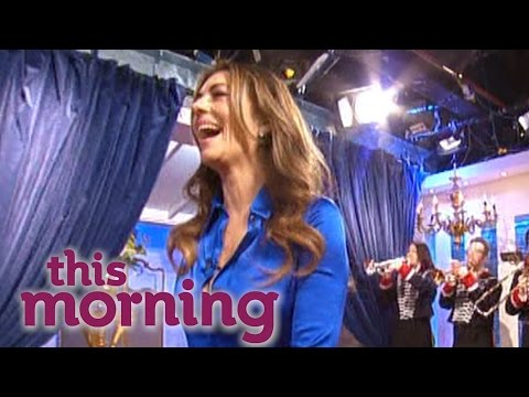 Queen Elizabeth Hurley On Her New Hollywood TV Show | This Morning