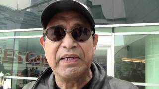 Tony Rivera trainer of Duran talks Manny pacquiao