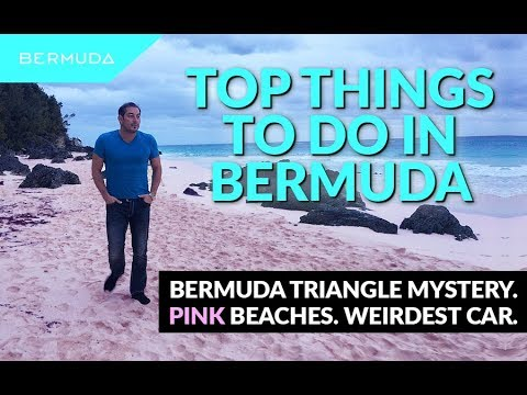 Travel by Dart: BERMUDA - The Truth Behind Bermuda Triangle