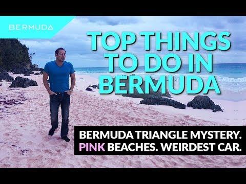 Travel by Dart: BERMUDA [EP. 5] - The Truth Behind Bermuda Triangle Mystery