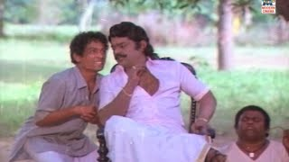 Vijayakanth interview scene in Nane Raja Nane Manthiri