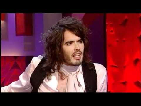 russell brand 2006 05 12 jonathan ross couchtripper youtube. Black Bedroom Furniture Sets. Home Design Ideas