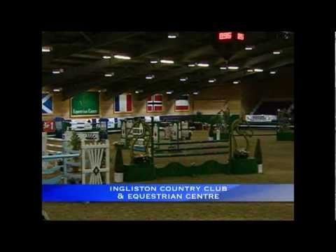British Showjumping 2011 Members Show Venue of the Year.avi