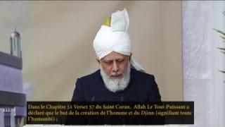 Discours du Calife - Cérémonie d'inauguration de la Mosquée de Nagoya