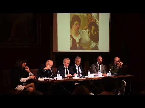 20-10-2017 Presentazione volume Studi di storia dell'arte in onore di Fabrizio Lemme
