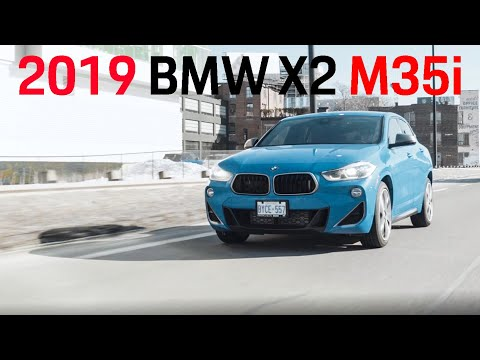 2019 BMW X2 M35i Review - BMW's Most Powerful 4 Cylinder Engine! [4K]