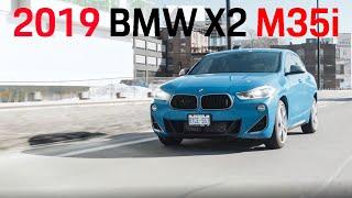 2019 BMW X2 M35i Review - BMW's Most Powerful 4 Cylinder Engine! [4K]