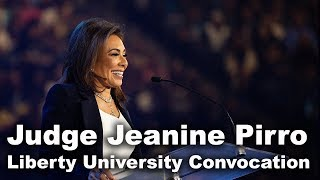 Judge Jeanine Pirro - Liberty University Convocation thumbnail