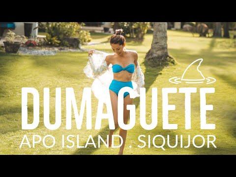 Weekend at Dumaguete, Apo Island & Siquijor   Kryz Uy