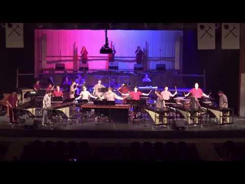 RHS Percussion performing Parabol/Parabola by Tool