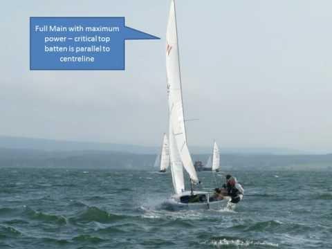 Wayfarer Sail Trim