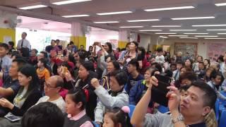 Publication Date: 2017-03-27 | Video Title: 2017-3-25 筲箕灣官立小學 - 開放日表演