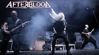 """AFTERBLOOD """"SLAVE NEW WORLD (Sepultura cover)""""live @ Chalkida [4K]"""
