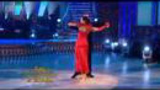 Kelly Brook & Brendan Cole Dance the Tango - Strictly Come Dancing 2007 - BBC One