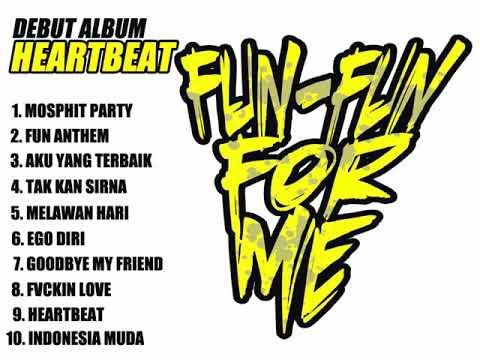 FUN FUN FOR ME - FULL ALBUM ( HEARTBEAT)