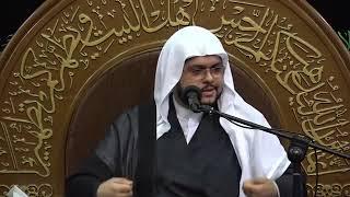 الشيخ علي البيابي - أنواع الصبر