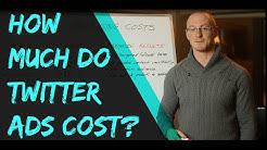 Twitter Advertising Costs - How Much Do Twitter Ads Cost?