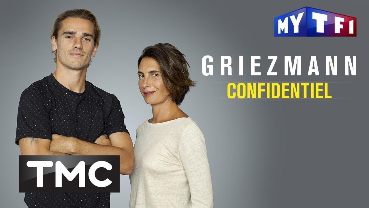 griezmann confidentiel