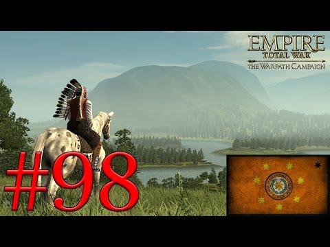 Прохождение Empire: Total War - На тропе войны #98 [Война жестока]