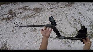 Metal Detecting - XP Deus at the Beach