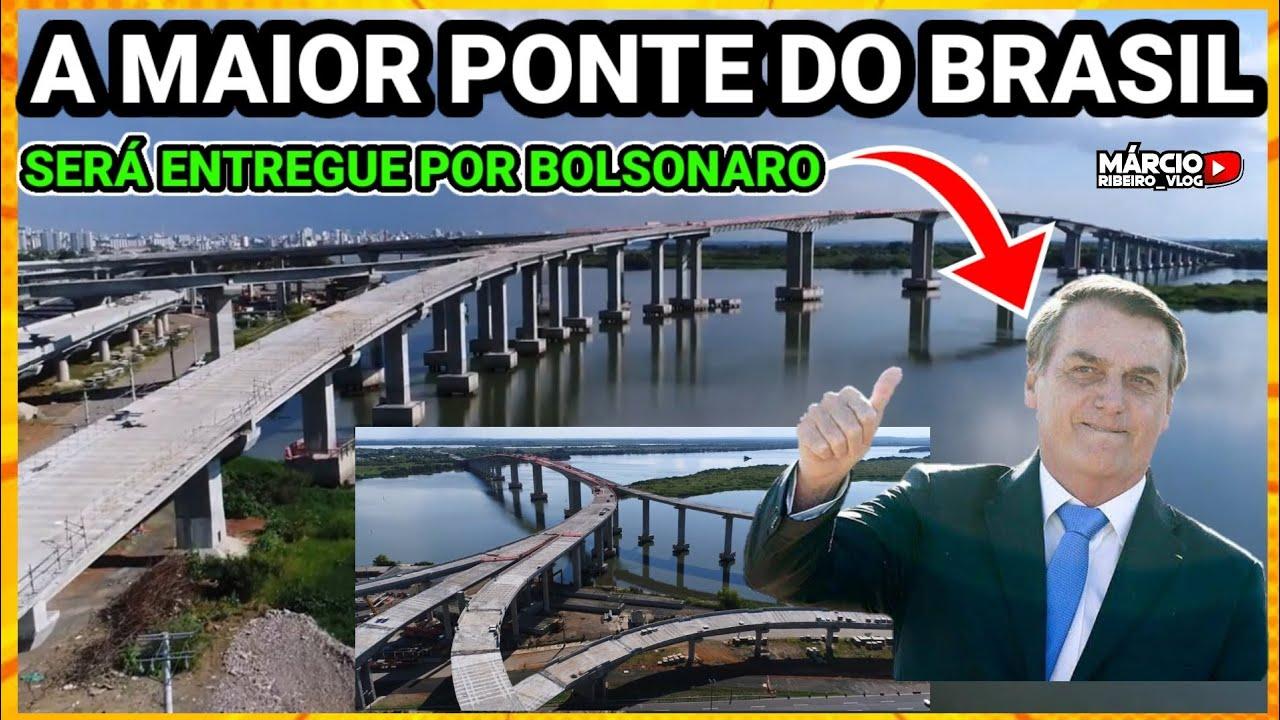 ?BOLSONARO SALVA OS GAÚCHOS, NOVA PONTE SOBRE O RIO GUAÍBA SERÁ ENTREGUE EM 2020, MARCO HISTÓRICO