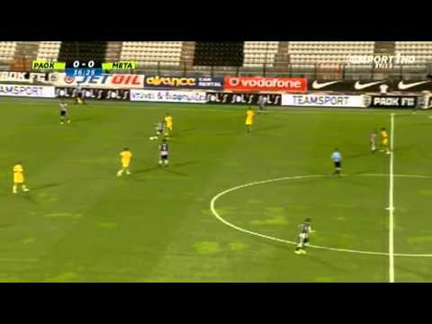 PAOK - METALIST [30/7/2013] CHAMPIONS LEAGUE FULL MATCH