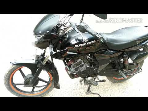 Xcd 125 Tail Light Modification Punjab Toh Nikhil Youtube
