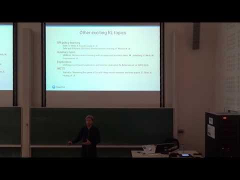 Qualcomm-UvA Deep Vision Seminar 6 - Dr. Alexander (Sasha) Vezhnevets