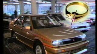 MTV2 ohjelmamainoksia, kuulutus ja mainoksia 7.4.1987