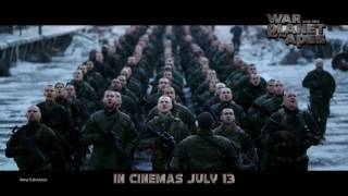 War For The Planet Of The Apes ['Legend' TV Spot in HD (1080p)]