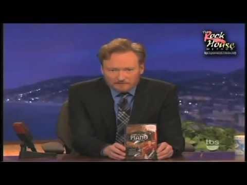 Rock House on Conan O'Brien