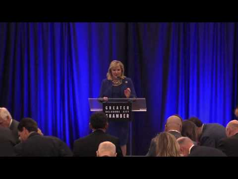 Chairman's Event feat. Governor Mary Fallin 3-2-18