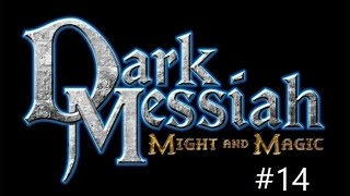 Прохождение игры Меч и магия Тёмный Мессия (Паучья яма) 14